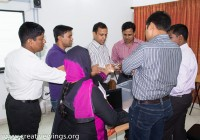 Professional Development Workshop for Grameen Shikkha