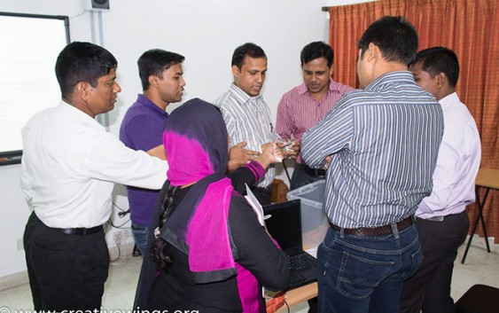 Professional Development Workshop for Grameen Shikkha